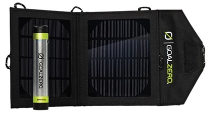 Picture of Goal Zero Switch 8 Solar Kit