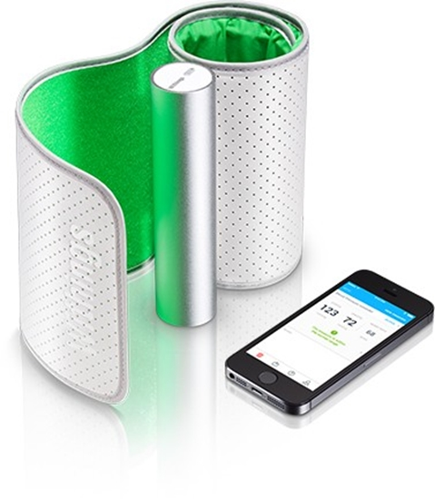 Afbeelding van Withings Wireless Blood Pressure Monitor