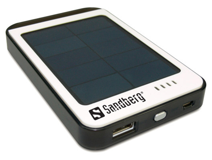 Picture of Sandberg Solar PowerBank 6000