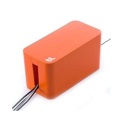 Picture of Bluelounge CableBox Mini oranje