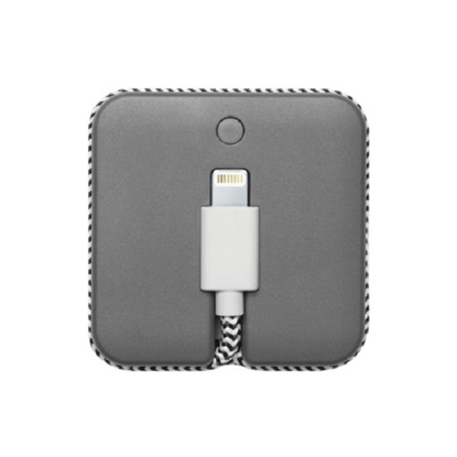 Afbeelding van Native Union JUMP Cable Lightning Slate