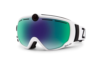 Picture of Zeal Optics HD2 V3.0 skibril met camera