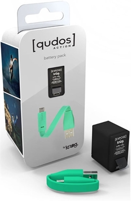 Picture of Knog Qudos Action Light Battery Pack