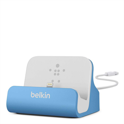Picture of Belkin Mixit ChargeSync Dock Blauw