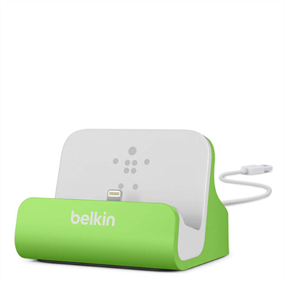 Picture of Belkin Mixit ChargeSync Dock Groen