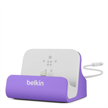Picture of Belkin Mixit ChargeSync Dock Paars