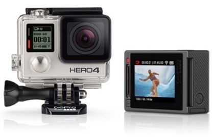 Picture of GoPro Hero 4 Silver Motor Edition