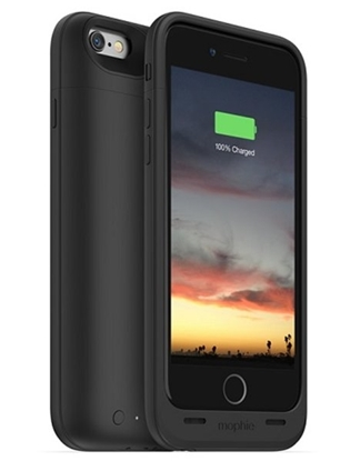 Picture of Mophie Juice Pack Air iPhone 6 (Zwart)