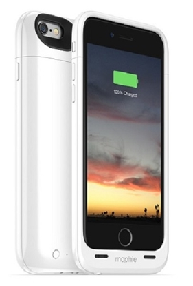 Afbeelding van Mophie Juice Pack Air iPhone 6 (Wit)
