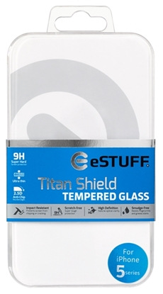 Afbeelding van eSTUFF TitanShield for iPhone 5/5C/5S
