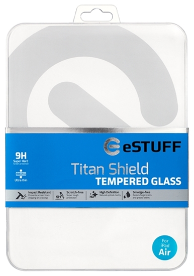 Afbeelding van eSTUFF TitanShield for iPad Air/Air 2