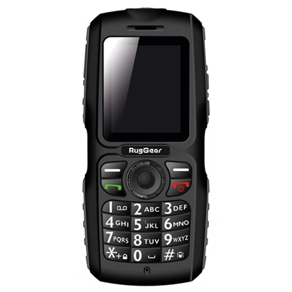 Picture of RugGear RG100 DualSim zwart