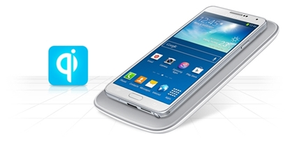 Picture of Samsung Galaxy Note 3 Wireless charging kit Zilver