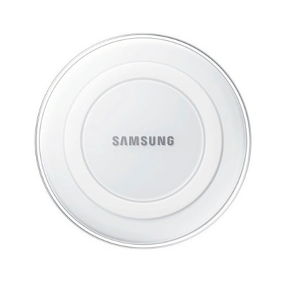 Picture of Samsung Wireless Charging Pad voor S6 (Wit)