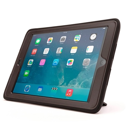 Afbeelding van Griffin Survivor Slim Case voor Apple iPad Air 2 zwart