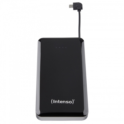 Picture of Intenso Powerbank Slim S6000 6000mAh (Zwart)